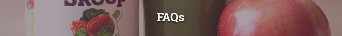 Healthy Skoop FAQs