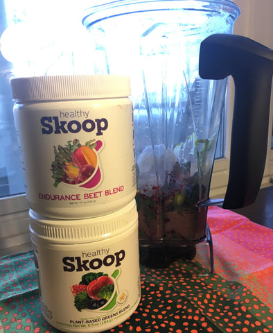 Healthy Skoop Power-Up Smoothie