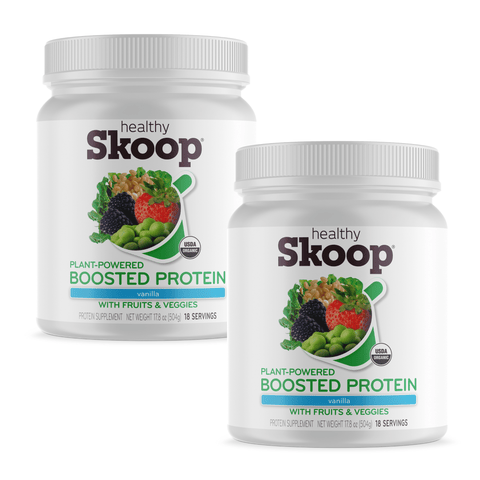 Organic Boosted Protein with Fruits and Veggies | BOGO