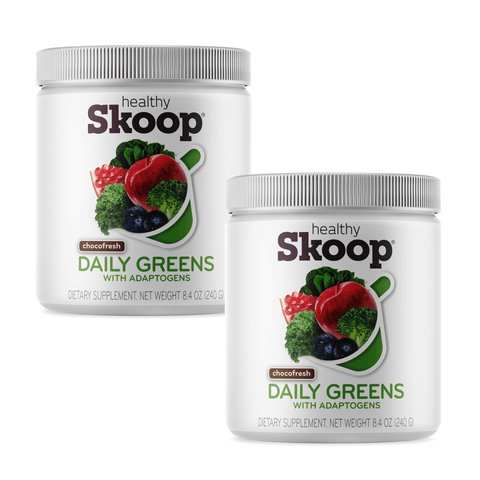 Organic Daily Greens with Adaptogens | BOGO