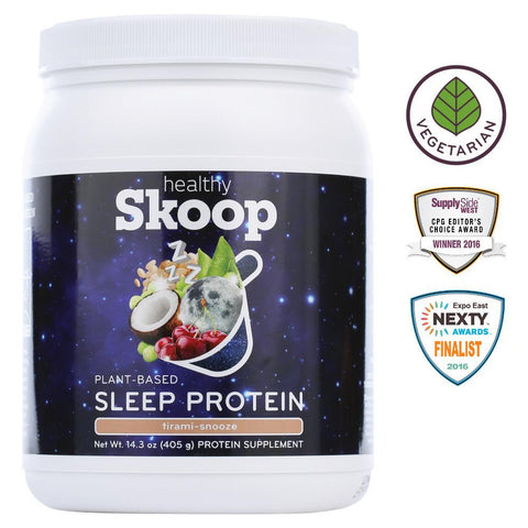 WS - Sleep Protein with Tryptophan