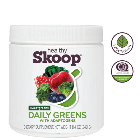 WS - Organic Daily Greens with Adaptogens