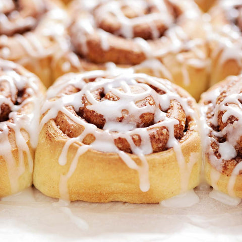 the smell of cinnamon buns