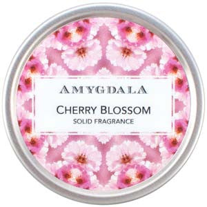 Amygdala Cherry Blossom Solid Fragrance