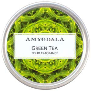 Amygdala Green Tea Solid Fragrance