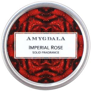 Amygdala Imperial Rose Solid Fragrance