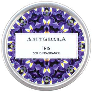 Amygdala Iris Solid Fragrance
