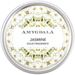 Amygdala Jasmine Solid Fragrance