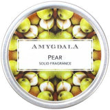 Amygdala Pear Solid Fragrance