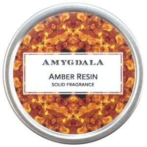 Amber Resin Solid Perfume