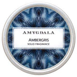 Ambergris solid perfume