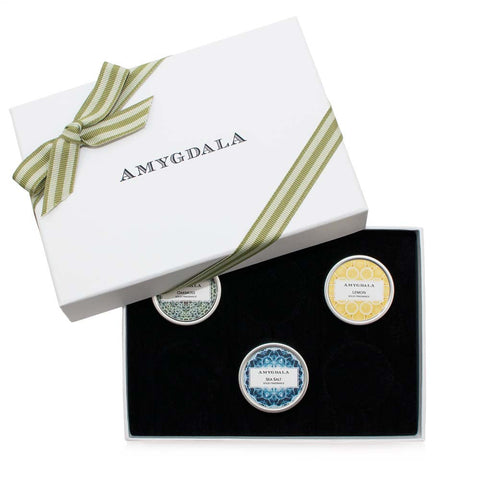 Amygdala Perfume Blending Palette Gift Set of 3