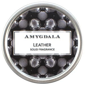Leather Solid Perfume