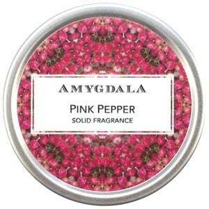Pink Pepper Solid Perfume