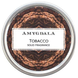 Tobacco Solid Perfume