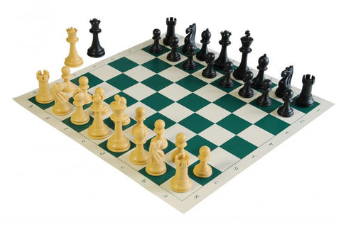 Fierce Knight Club Combination Chess Set for <span class=money>£6.49 GBP</span> at Chess4Schools