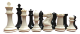 Conqueror Weighted Chess Pieces for <span class=money>£15.00 GBP</span> at Chess4Schools