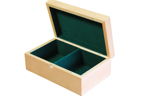 Beech Magnetic Chess Box for <span class=money>£34.95 GBP</span> at Chess4Schools