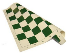 17 Inch Basic Club Roll Up Chess Board