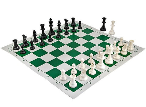 Gambit Club Chess Set