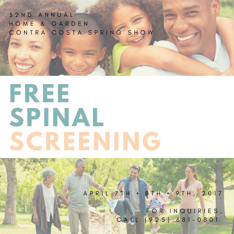 Martin Family Chiropractic - Free Final Screening