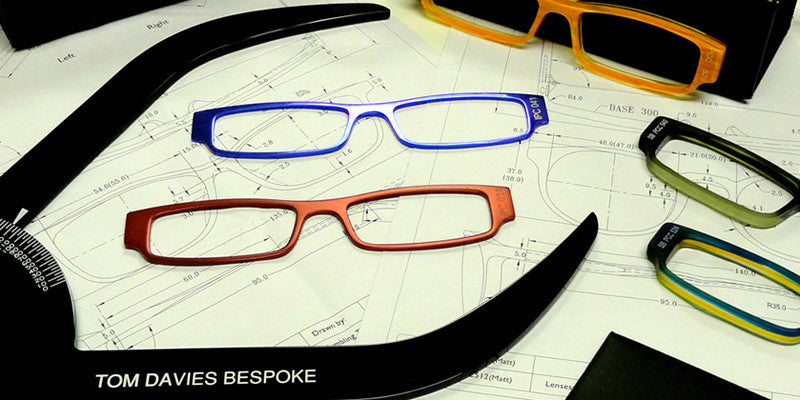 4 Tips For Picking Out Bespoke Eyewear