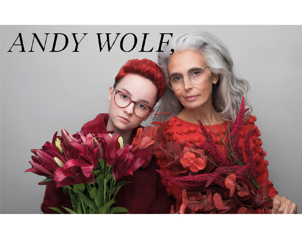 Andy Wolf Trunk Show