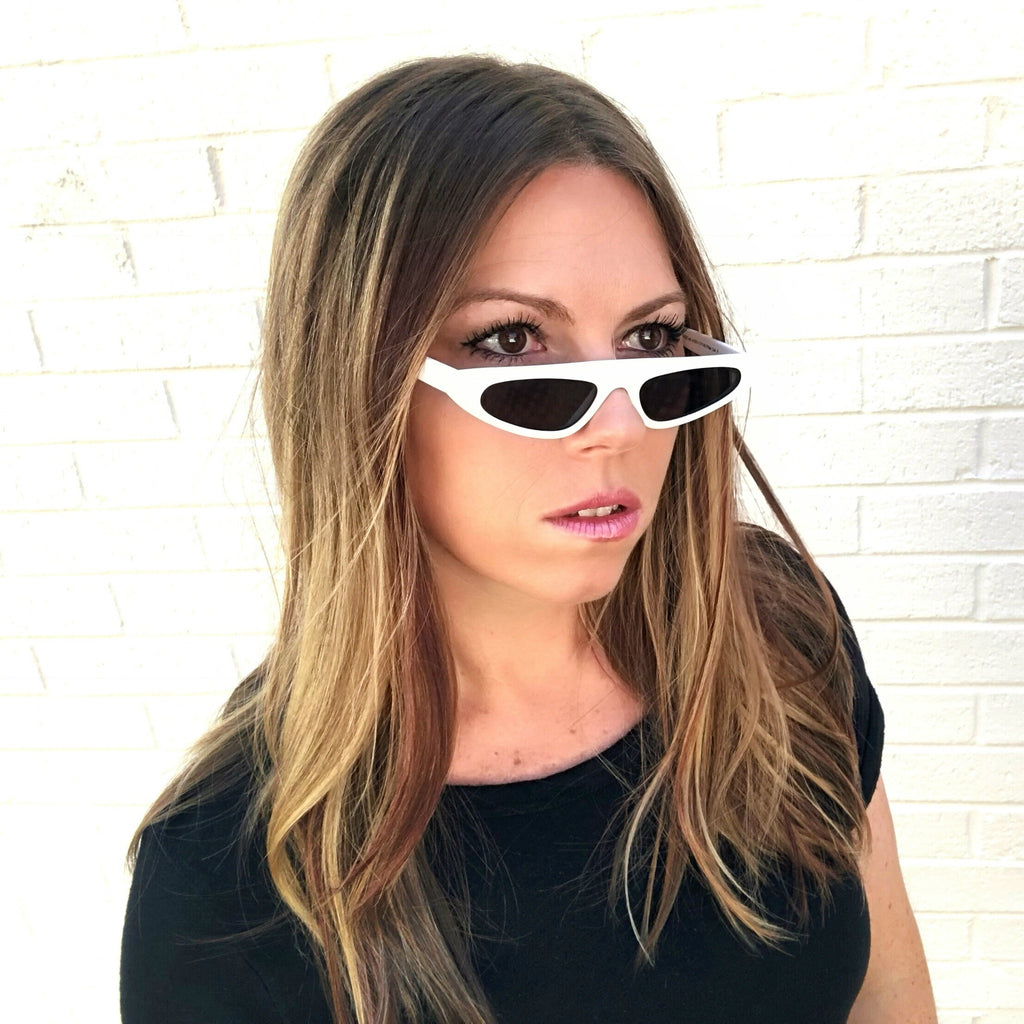 90's Style Microsunglasses On Trend