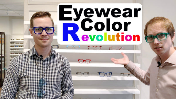 HBE TV: Colorful Eyewear for Men