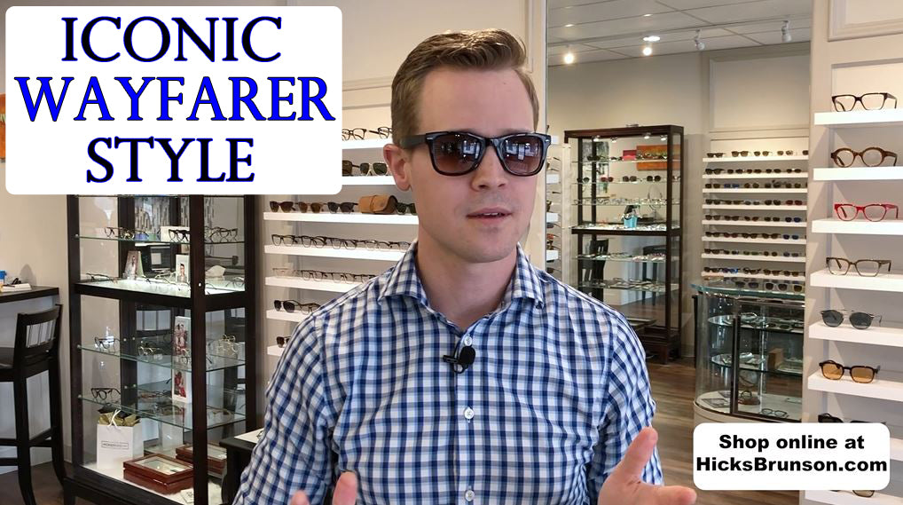 HBE TV: Iconic Wayfarer