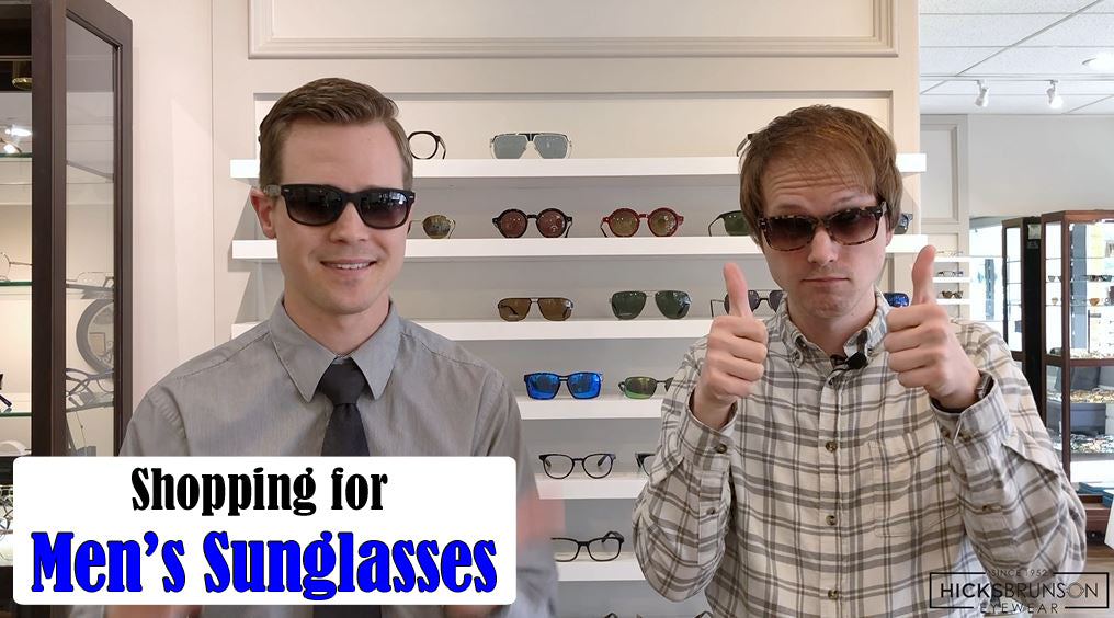 HBE TV: Shopping for Men's Sunglasses