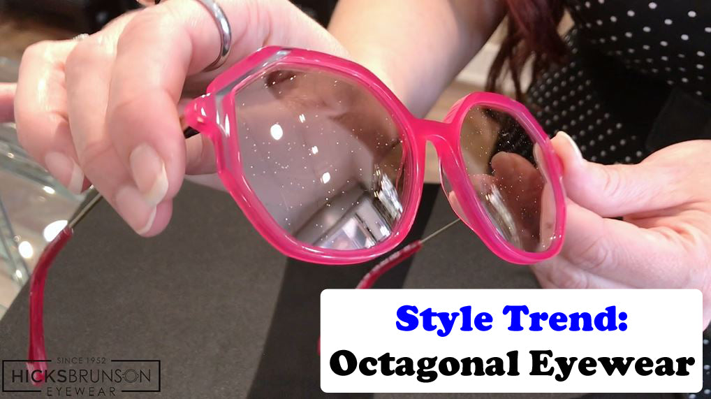 HBE TV: Octagonal Shaped Eyewear
