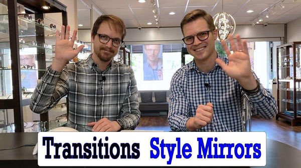 Transitions Style Mirrors