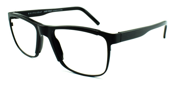 Andy Wolf Kok Rectangle Plastic Metal Combination Oversized Frame