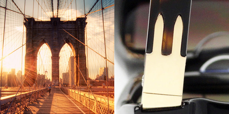 Born In Brooklyn - Eyeglasses - Brooklyn Bridge