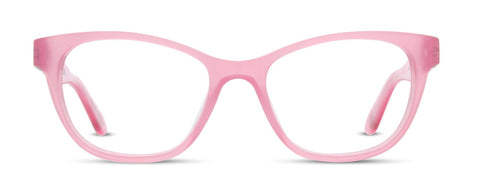 Born in Brooklyn Dyker Heights Womens Cat Eye Glasses Pink Panther