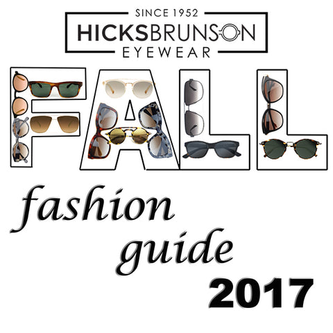 fall fashion guide 2017