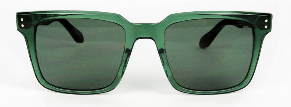 Born In Brooklyn - Fort Greene - Eyeglasses - Emerald Tort