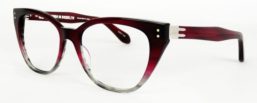 Born In Brooklyn - Sunset Park - Ruby Red Sky - Eyeglasses