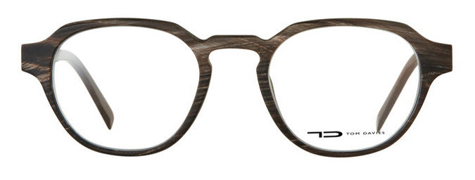 Tom Davies Natural Horn Eyewear 63874 Hicks Brunson Eyewear