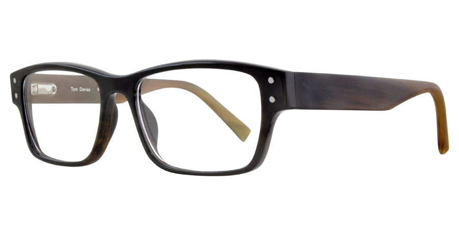 Frame Of The Week:  Tom Davies Buffalo Horn Eyewear