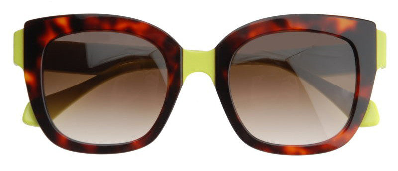 Face A Face Movie 1 Tortoise Lime 479 Sunglasses Hicks Brunson Eyewear