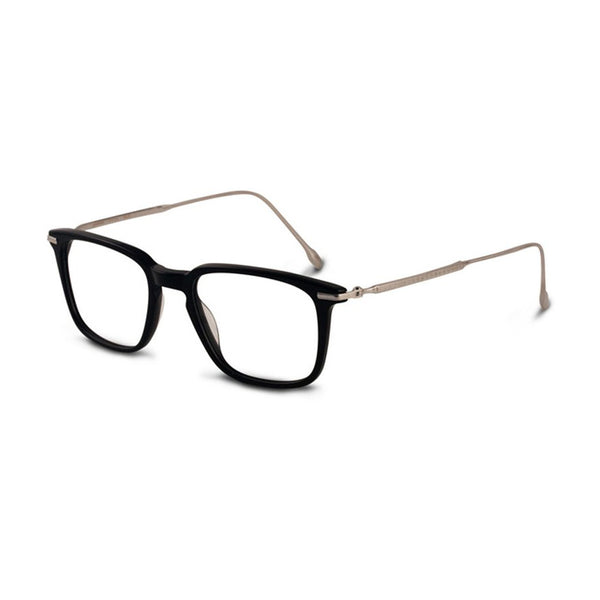 Sama - 1992 - BLK - Black/Gold - Rectangular - Eyeglasses