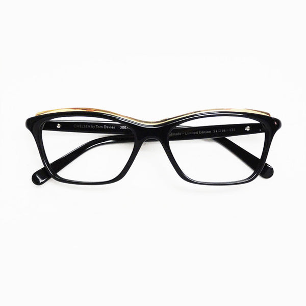 TD Tom Davies 30077 Chelsea Eyeglasses Hicks Brunson Eyewear