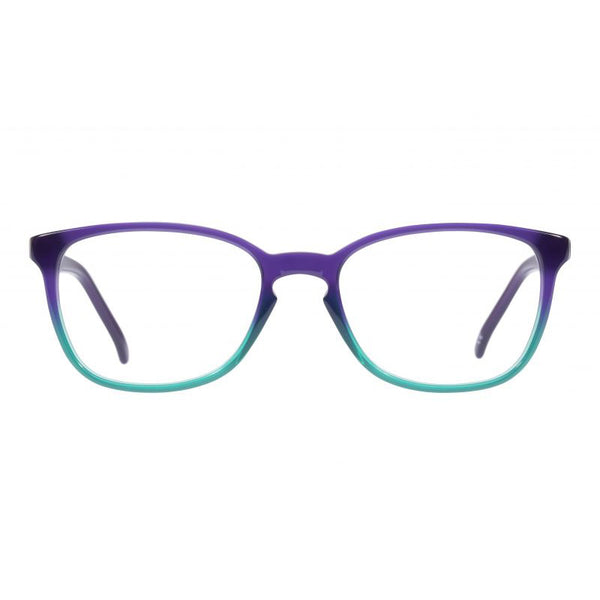 Andy Wolf - 4486 - 47 - Purple / Green - Eyeglasses