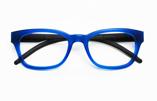 Hicks Brunson Eyewear TD Tom Davies 45242 Soho Eyeglasses