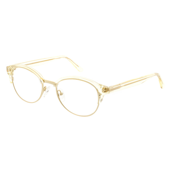Andy Wolf - 4543 - C - Clear/Gold - Browline