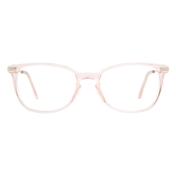 Andy Wolf - 4549 - H - Pink/Gold - Eyeglasses