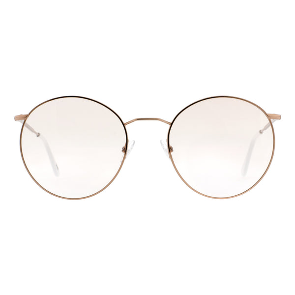 Andy Wolf - 4710 Lisa H. - C - Rose Gold - Round - Metal - Eyeglasses