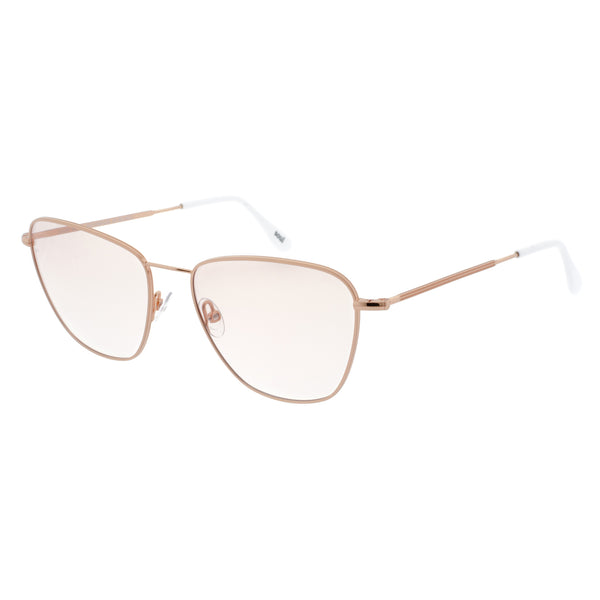 Andy Wolf - 4715 Brigitte P. - C - Rose Gold - Cateye - Metal - Eyeglasses